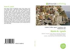 Bookcover of Kevin A. Lynch