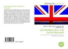Portada del libro de Ivor Windsor-Clive, 2nd Earl of Plymouth