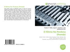 Capa do livro de El Ritmo No Perdona (Prende)