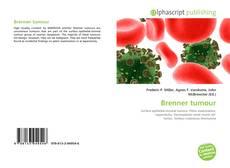 Capa do livro de Brenner tumour