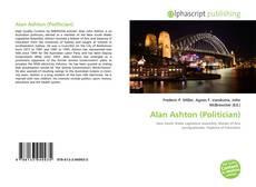 Capa do livro de Alan Ashton (Politician)