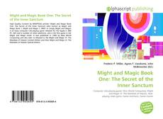 Couverture de Might and Magic Book One: The Secret of the Inner Sanctum
