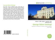 Обложка George Abbot (bishop)