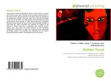 Bookcover of Doktor Faust