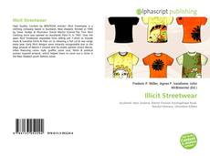 Bookcover of Illicit Streetwear