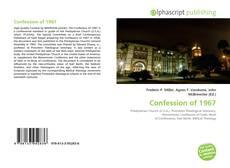 Copertina di Confession of 1967