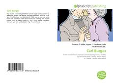 Portada del libro de Carl Burgos