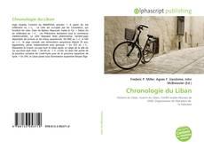 Bookcover of Chronologie du Liban