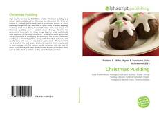 Обложка Christmas Pudding