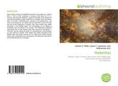 Copertina di Hubertus