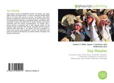 Toy Theater kitap kapağı