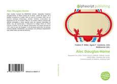 Обложка Alec Douglas-Home