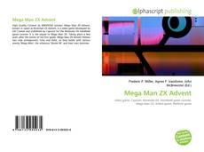 Capa do livro de Mega Man ZX Advent