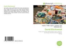 Обложка David Blackwood