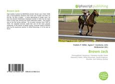 Bookcover of Brown Jack