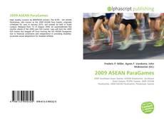 Bookcover of 2009 ASEAN ParaGames