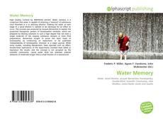Buchcover von Water Memory