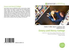 Couverture de Emory and Henry College