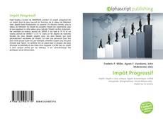 Bookcover of Impôt Progressif