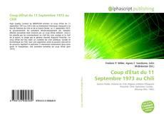 Coup d'État du 11 Septembre 1973 au Chili的封面