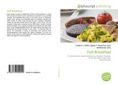 Copertina di Full Breakfast