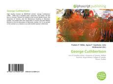 Portada del libro de George Cuthbertson