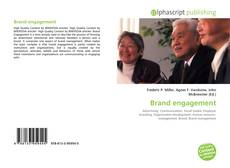 Bookcover of Brand engagement