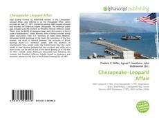 Couverture de Chesapeake–Leopard Affair