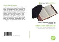 Buchcover von Judah Loew ben Bezalel