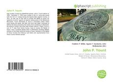 Bookcover of John P. Yount