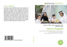 Islam in England kitap kapağı