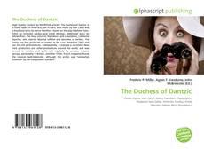 Borítókép a  The Duchess of Dantzic - hoz