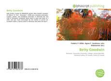 Couverture de Betty Goodwin