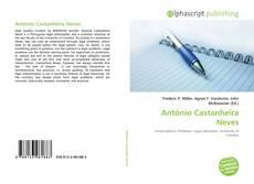 António Castanheira Neves kitap kapağı