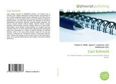 Portada del libro de Carl Schmitt