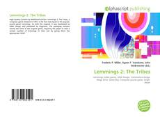 Capa do livro de Lemmings 2: The Tribes