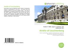 Bookcover of Amélie of Leuchtenberg