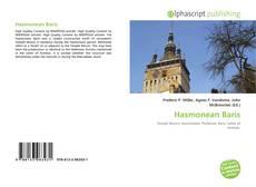 Borítókép a  Hasmonean Baris - hoz
