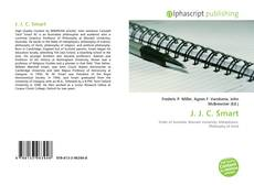 J. J. C. Smart kitap kapağı