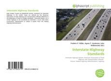 Portada del libro de Interstate Highway Standards