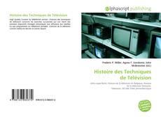 Обложка Histoire des Techniques de Télévision
