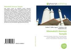 Portada del libro de Meenakshi Amman Temple