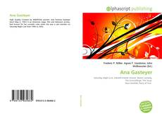 Bookcover of Ana Gasteyer