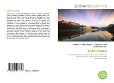 Lakshmana kitap kapağı