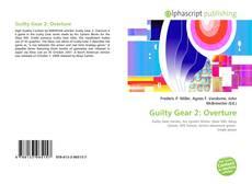 Guilty Gear 2: Overture kitap kapağı