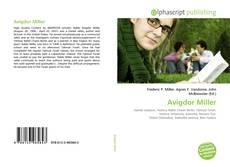 Avigdor Miller kitap kapağı