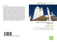 Couverture de Gopuram