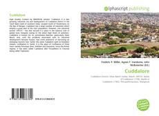Capa do livro de Cuddalore