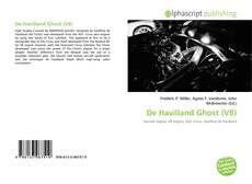Обложка De Havilland Ghost (V8)