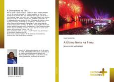Capa do livro de A Última Noite na Terra